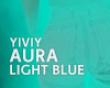 Aura Blue Ocean Fog