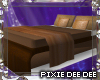 (PDD)Leather Bed