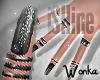 W° iShine Dark Nails