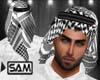 Shmage Arabic B&W