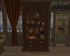 [M] Winter Cabin Bookshf