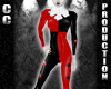 CC Harley Quinn Suit