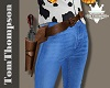 Woody Gun Holster