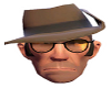 Spy Disguise Mask (Snip)