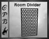 Room Divider Black