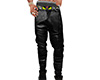 Fendi Black Leather