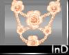 IN} Rose Gold Rose Nkl