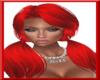 Red Diva Ponytail