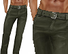Khaki Green Pants