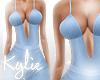 RL Blue Bodysuit