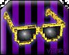 ~V~Big Cheese Glasses