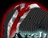 [A] Formal - Fem Red Tux