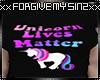 UNICORN LIVES MATTER 2 T