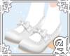 RosalieW/Socks~ White