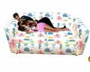 nap w baby sofa ~ fish