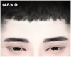 ♪ Calm Eyebrows Black