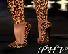 PHV Cheetah Print Pumps