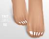 TC. Tippy Toe Feet