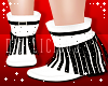 !D! Winter Boots White