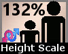 Height Scaler 132% F A