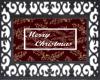 Christmas Door rug