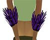 Purple Fore Arm Tuff