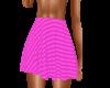 Pink Pinstripe Mini