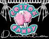 D  Cotton Candy Blues