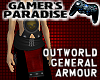 Outworld General Armour