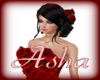 Onyx Red Roses