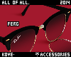Ferg Up Sunglasses