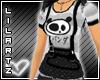 +L~A+ Grey Panda Top