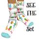 Sweet bug socks