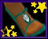 [2709]Aqua Sandals