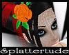 !s! Rose Veil - Orange