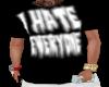 Stem Hate EveryOne