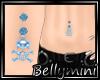 {BM} Blue Skull Piercing