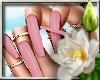 (LN)Floral Nails