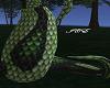 GreenBlack Naga Tail