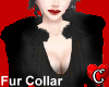 Fur Collar black