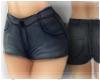 ~<3 Darker Denim Shorts