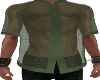 Gregs Gauz Sage Shirt