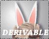 ^B^Deriv.Bunny.Ears.M