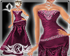Bride Fushia Dress BM