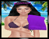 Purple Towel-Female