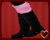 Te HPink Warmer Boots