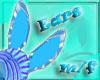 [f0xy] blue bunny ears