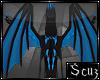 *Scuz* Oceana Wings