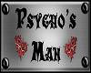 Psycho's Man Collar M