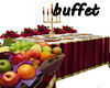 !Holiday Buffet Red